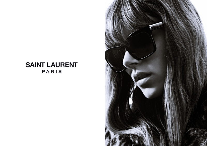 Saint Laurent – Campaign Permanent and Accessories