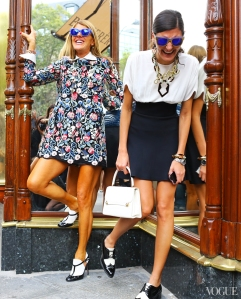 Anna-Dello-Russo-and-Giovanna-Battaglia-On-Giovanna-Eddie-Borgo-jewelry